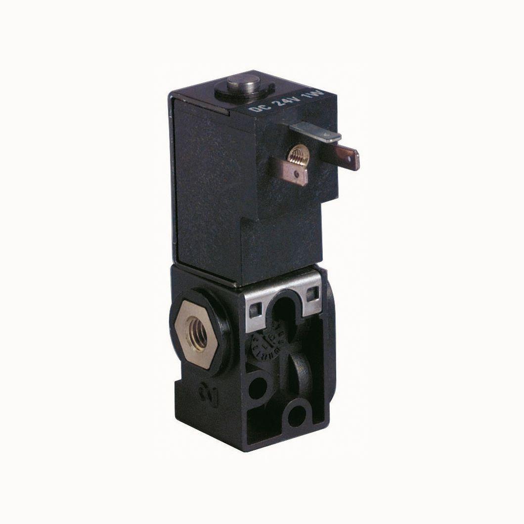 Crouzet Mini-Magnetventil 2/2, 81 546 001 vom Premiumpartner guédon pneumatik & automation