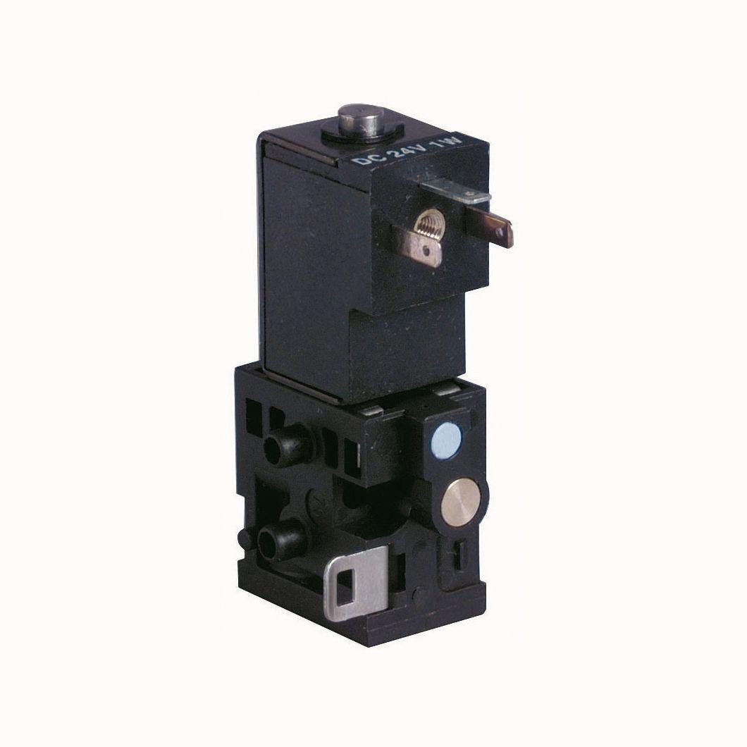 Crouzet Mini-Magnetventil vom Premiumpartner guédon pneumatik & automation