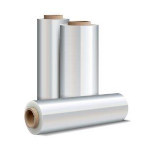 tassel78. Roll of wrapping plastic stretch film on white background. Digitalbild. www.shutterstock.de; Stockillustrationsnummer 345615089. Web 18. Juli 2017.