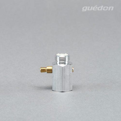 Ejektoverschraubung kurz: Vakuumerzeuger zur direkten Montage auf den Vakuumsauger