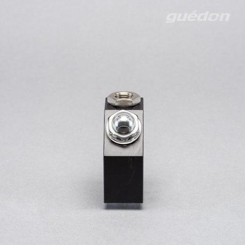 Mini Vakuumfilter mit Sichtkalotte zur Verschmutzungskontrolle, Reinigung ohne Ausbau, verursacht keine Leistungsminderung