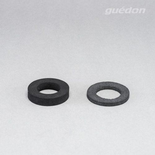 Moosgummidichtungen zum Aufkleben auf Vakuumsauger: Greifen von rauen oder strukturierten Oberflächen
