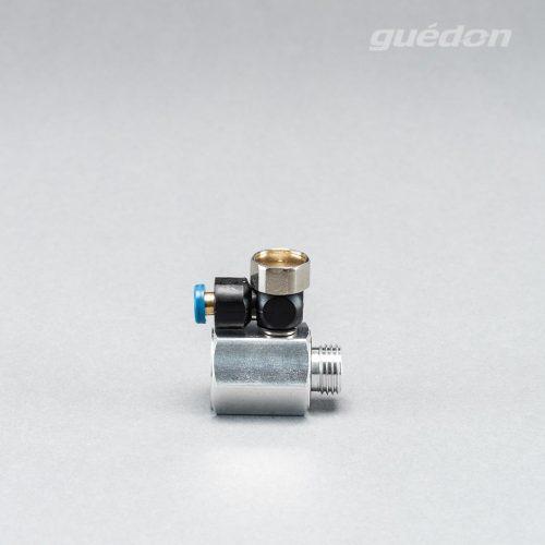 Gesteuertes Sicherheitsventil: Halten des Vakuumpegels bei Ausfall der Vakuumversorgung oder bei Leckage