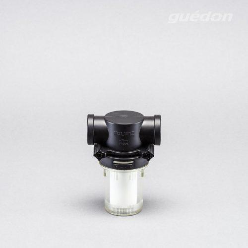 Vakuumfilter mit Durchfluss 43 bis 306 m³/h, Abblasen möglich, Filtergrad 20