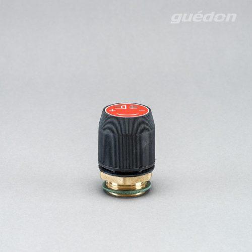 Vakuumregulierventil zum stufenlosen Regeln des Vakuumpegels, Durchfluss 40 Nm³/h