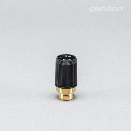 Vakuumregulierventil zum stufenlosen Regeln des Vakuumpegels, Durchfluss 8 Nm³/h