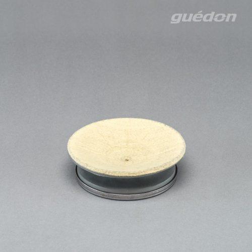 Vakuumsauger für sehr hohe Temperaturen aus Viton mit Filzauflage, Temperaturbeständigkeit bis 350°C