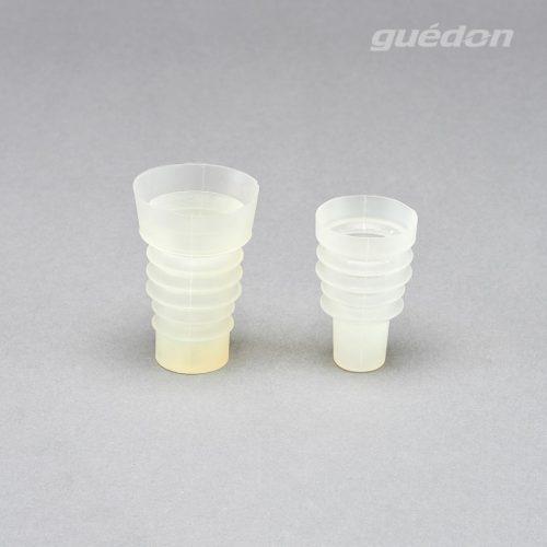 Vakuumsauger für Eier aus Silikon lebensmittelecht, FDA-konform, Durchmesser=35mm und 39mm