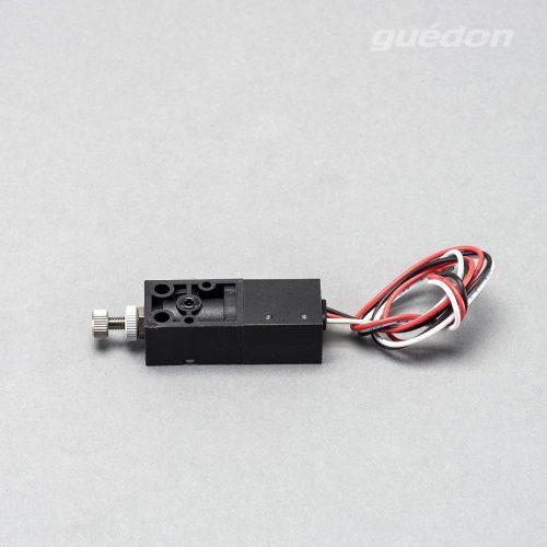 Elektromechanischer Vakuumschalter, zur Überwachung von Werkstücken oder zur Steuerung von Energiesparzyklen, Versorgungsspannung 250V