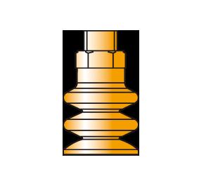 Vakuumsauger für die Industrie in verschiedenen Größen, Bauformen und Werkstoffen vom Vakuumspezialisten guédon