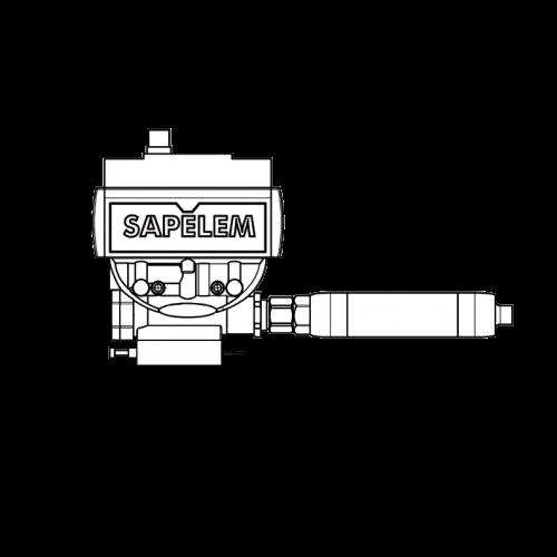 Unverstopfbare Ejektoren mit Funktionen