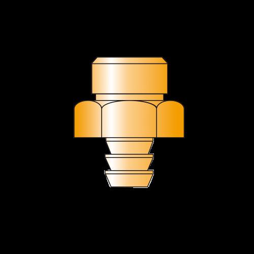 Anschlussnippel