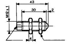 Crouzet Staudüse, 81 512 201 vom Premiumpartner guédon pneumatik & automation