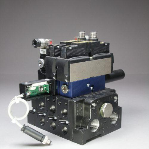 Ejekor- Ventilinsel V2i Multi von guedon, Spezialist für Vakuumhandling seit mehr als 40 Jahren