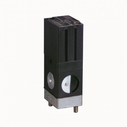 Crouzet 81580101 Sicherheits-Schaltgerät für pneumatische Zweihandsteuerung