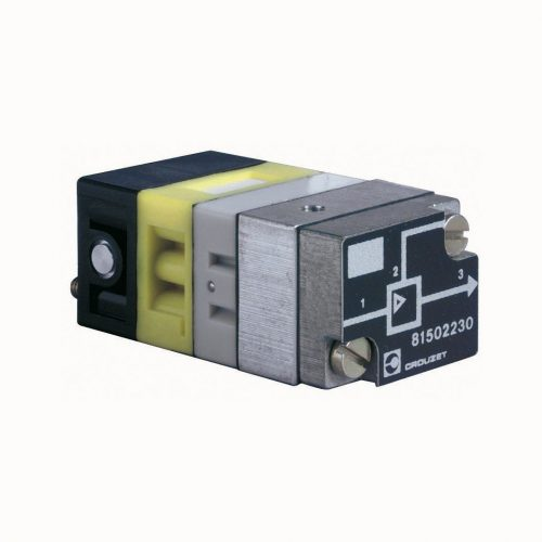 81502230, 81505230 Crouzet Verstärker vom Premiumpartner guédon pneumatik & automation