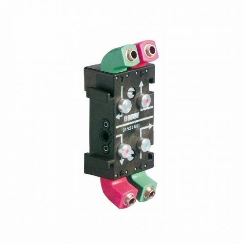 Crouzet Abzweigungsplatte für Taktkettenmodul vom Premiumpartner guédon pneumatik & automation