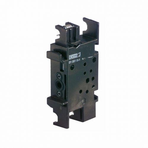 Crouzet Grundplatte für Taktkettenmodul vom Premiumpartner guédon pneumatik & automation