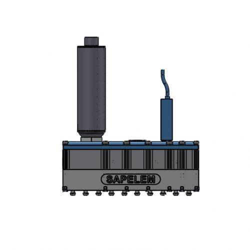 Flächengreifer mit integriertem Vakuumerzeuger