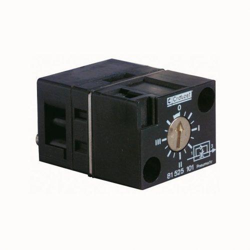 Crouzet Drosselrückschlagventil vom Premiumpartner guédon pneumatik & automation