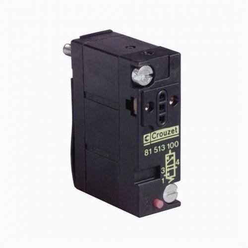 3/2 Mini-Leistungsventil 81513100 das komplette Crouzet Pneumatik Programm liefert guédon schnell und zuverlässig - gleich im Onlineshop bestellen!