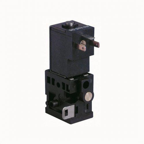 Crouzet Mini-Magnetventil 2/2, 81 547 001 vom Premiumpartner guédon pneumatik & automation