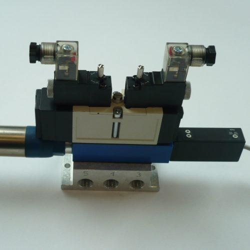 Ejektor V2i - Kompakter Ejektor, unverstopfbar, extrem robust: mit Funktionen wie Ein/Aus, Abblasen, Schalldämpfer, Vakuumschalter ausstattbar - www.gudeon.de