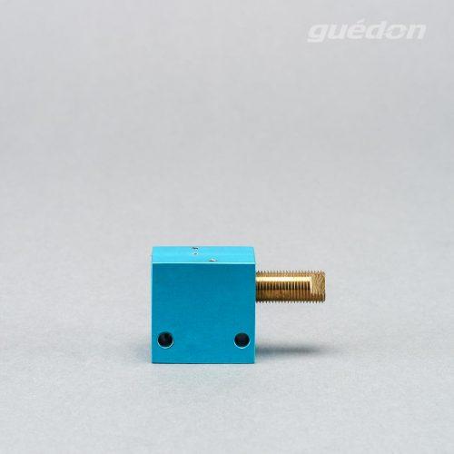 Kleinejektor in 5 Größen; wahlweise mit Schalldämpfer und Funktionen ausstattbar