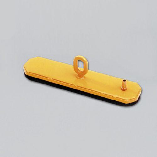 Metallsauger länglich mit austauschbarer Moosgummidichtung - Unterschiedliche Formen, Größen, Dichtungen - Heben bis zu mehreren Tonnen - vom Vakuumspezialisten guédon