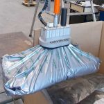 Sackhandling: Papier- und Kunststoffsäcke einfach und sicher handhaben, auch bei starker Faltenbildung: geeignete Lösungen für alle Säcken und Beutel vom Vakuumspezialisten guedon