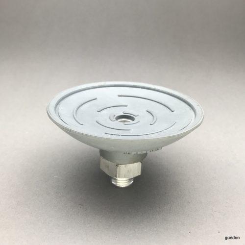 Handling von Stoßfängern: Flachsauger Softplast: hitzebeständig und zugleich Silikonfrei, keine Lackbenetzungsstörungen von guédon - Beratung inklusive
