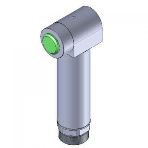 Einfingergreifer linear, Klemmgröße 30 mm, Hub 25 mm, Einfingergreifer PMA.3015, Greiflösungen von guédon – Vakuumspezialist