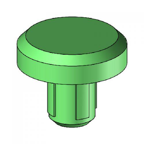 Ersatz-Gummiaufsatz für Einfingergreifer mit Klemmgröße 14, PPS.1406.07.V, Greiflösungen von guédon – Vakuumspezialist