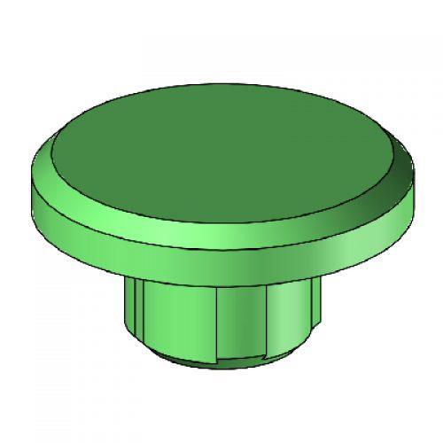 Ersatz-Gummiaufsatz für Einfingergreifer mit Klemmgröße 30, PPS.3015.07.V, Greiflösungen von guédon – Vakuumspezialist