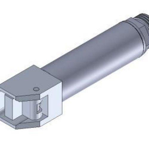 Winkelspanngreifer, Klemmgröße 14 mm, Hub 90, Greiffinger GRF.1490, Greiflösungen von guédon – Vakuumspezialist