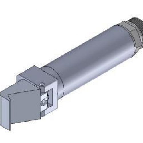 Winkelspanngreifer, Klemmgröße 20 mm, Hub 35° senkrecht, Greiffinger GRF.2035, Greiflösungen von guédon – Vakuumspezialist