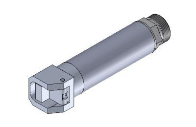 Winkelspanngreifer, Klemmgröße 20 mm, Hub 90, Greiffinger GRF.2090, Greiflösungen von guédon – Vakuumspezialist