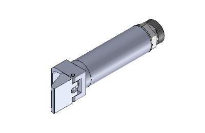 Winkelspanngreifer, Klemmgröße 20 mm, Hub 95, Greiffinger GRF.2095, Greiflösungen von guédon – Vakuumspezialist
