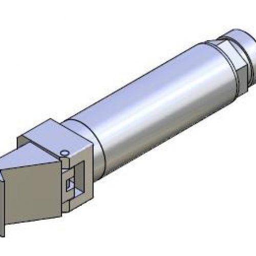 Winkelspanngreifer, Klemmgröße 30 mm, Hub 35° senkrecht, Greiffinger GRF.3035, Greiflösungen von guédon – Vakuumspezialist