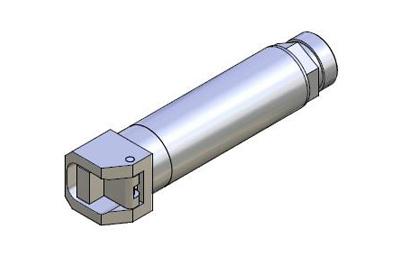 Winkelspanngreifer, Klemmgröße 30 mm, Hub 90, Greiffinger GRF.3090, Greiflösungen von guédon – Vakuumspezialist