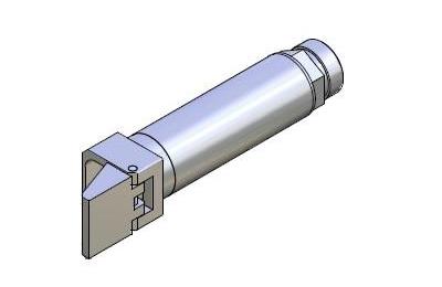 Winkelspanngreifer, Klemmgröße 30 mm, Hub 95, Greiffinger GRF.3095, Greiflösungen von guédon – Vakuumspezialist
