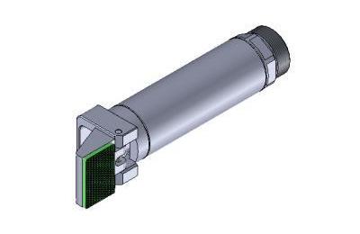 Winkelspanngreifer mit gummierter Greifbacke und Anschlag, Klemmgröße 30 mm, Hub 95°,Greiffinger GRF.3095.GW, Greiflösungen von guédon – Vakuumspezialist