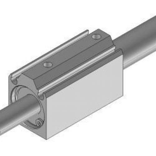 Kurzhubzylinder JDR142505, 2-fach wirkend, verdrehgesichert. Kann mit Vakuumsauger oder Druckplatte kombiniert werden. Greiferkomponenten online bestellen!