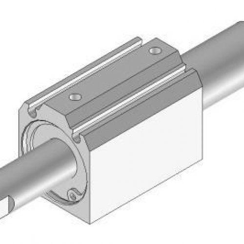 Kurzhubzylinder JDR303018, 2-fach wirkend, verdrehgesichert. Kann mit Vakuumsauger oder Druckplatte kombiniert werden. Greiferkomponenten online bestellen!