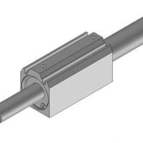 Kurzhubzylinder JDR305018, 2-fach wirkend, verdrehgesichert. Kann mit Vakuumsauger oder Druckplatte kombiniert werden. Greiferkomponenten online bestellen!