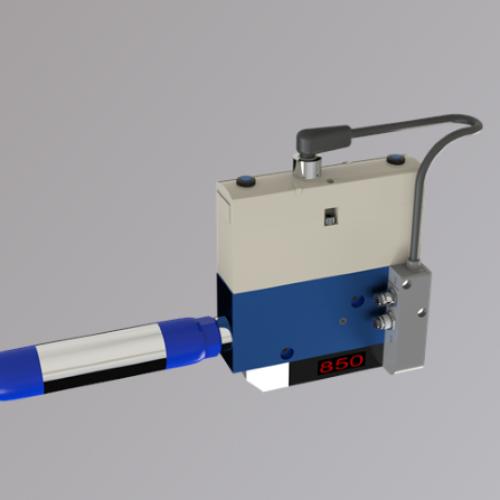 Ejektor mit Luftsparautomatik - V2EMS2490E02G