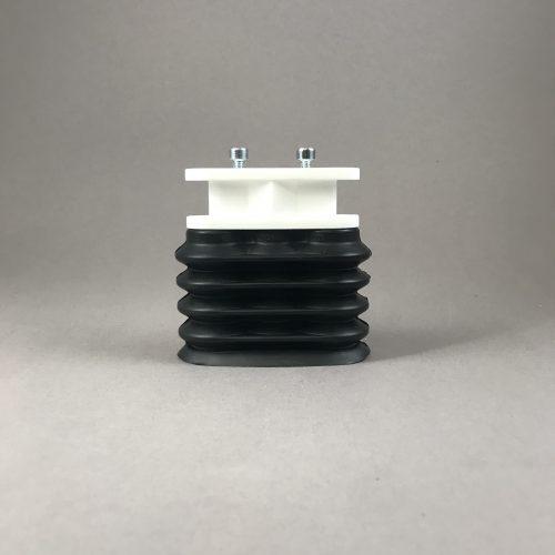 Adapter für Vakuumsauger nach Kundenwunsch gefertigt - bereits in kleinsten Losgrößen - schnell und unkompliziert bei guédon